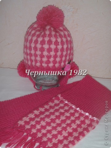 Вот такой комплект, связала для дочери на весну....  Помогли девочки с Осинки, спасибо им большое http://club.osinka.ru/topic-62968?&start=0 фото 1