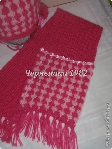 Вот такой комплект, связала для дочери на весну....  Помогли девочки с Осинки, спасибо им большое http://club.osinka.ru/topic-62968?&start=0 фото 4