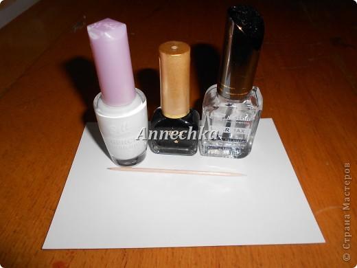 Пандочка на ногтях.  фото 2