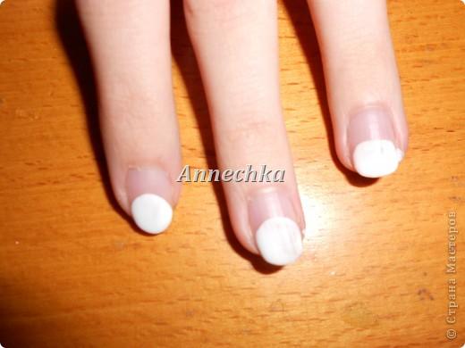 Пандочка на ногтях.  фото 4