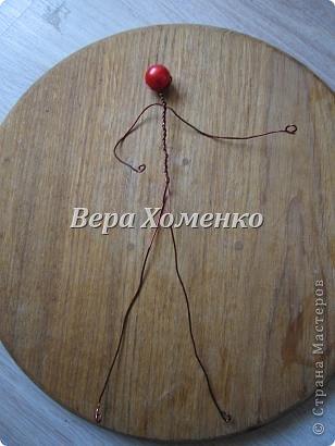 Рыжая танцовщица. фото 3