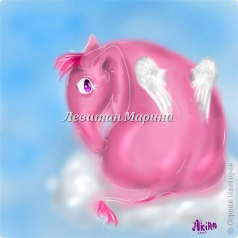 """В детстве, моя мамочка часто говорила мне перед сном:"""" Пусть тебе приснится Розовый Слоник!"""".  Спустя годы я захотела его видеть не только во сне... фото 3"""