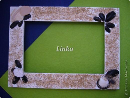 Вот такие рамочки получились:) фото 7