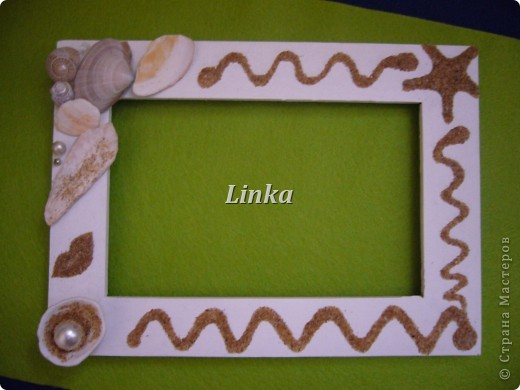 Вот такие рамочки получились:) фото 9