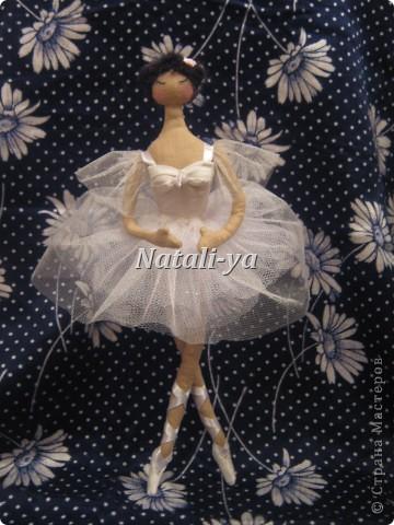 вот такая балерина у меня получилась фото 6