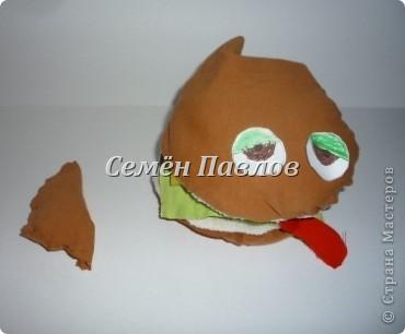 Маленький бутерброд, который любит чебуреки)) фото 5