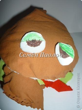 Маленький бутерброд, который любит чебуреки)) фото 1