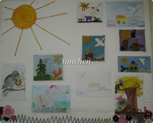лепили и рисовали детки 6-7 лет фото 1