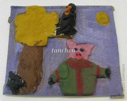 лепили и рисовали детки 6-7 лет фото 4
