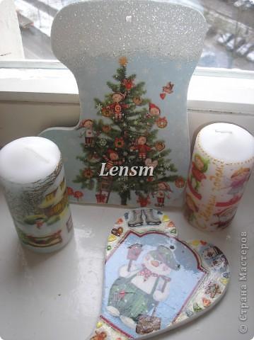 Новогодние украшалки:) Фоток будет много:) фото 1