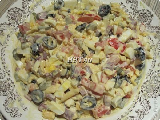 Обалденный салат :) фото 2