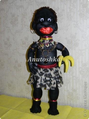 Моя вторая кукла Дистик))))