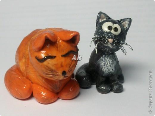 кот и кошка=) фото 1