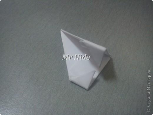 Мастер-класс Поделка изделие Оригами китайское модульное Пегас МК Бумага Клей фото 20