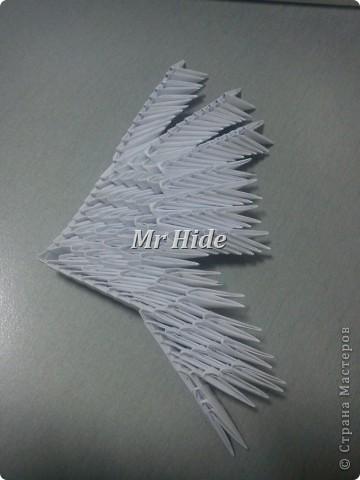 Мастер-класс Поделка изделие Оригами китайское модульное Пегас МК Бумага Клей фото 43