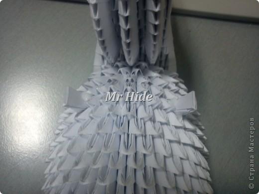 Мастер-класс Поделка изделие Оригами китайское модульное Пегас МК Бумага Клей фото 45