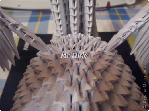 Мастер-класс Поделка изделие Оригами китайское модульное Пегас МК Бумага Клей фото 50