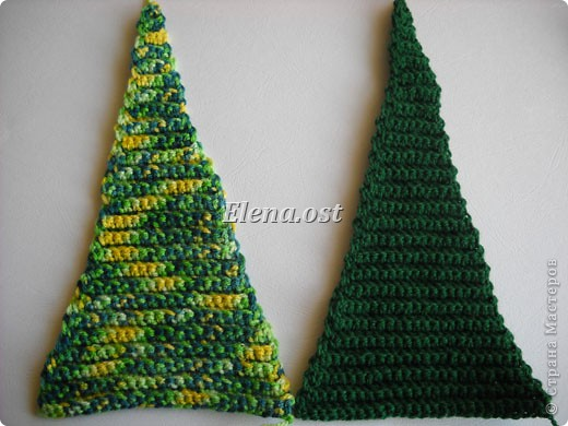Рождество Вязание крючком