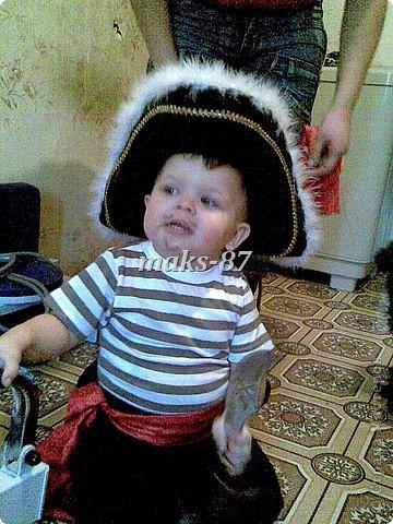 Фото костюм пирата своими руками для мальчика