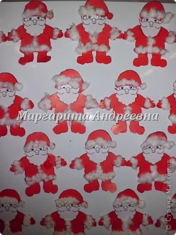 Санта фото 1