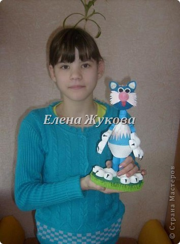 Голубой котенок фото 4