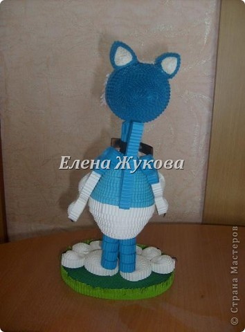 Голубой котенок фото 3