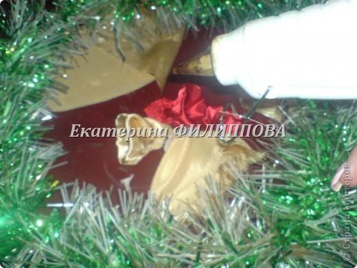 хоть праздник и закончился, хочу рассказать как быстринько я украшала своё жилище............. фото 9