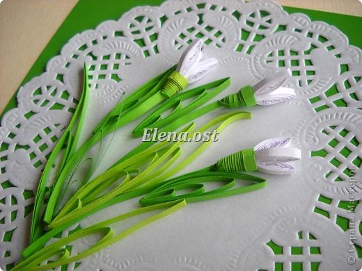 При копировании статьи, целиком или частично, пожалуйста, указывайте активную ссылку на источник! http://stranamasterov.ru/user/9321 http://stranamasterov.ru/node/307635 Подснежник - тонкий нежный стебелек, Хрупкий беленький цветок, Сквозь снег пробился он весной И снова радует собой. фото 19