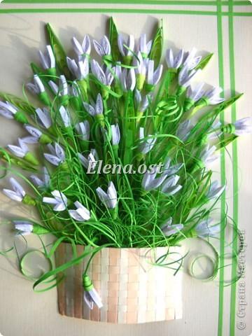 При копировании статьи, целиком или частично, пожалуйста, указывайте активную ссылку на источник! http://stranamasterov.ru/user/9321 http://stranamasterov.ru/node/307635 Подснежник - тонкий нежный стебелек, Хрупкий беленький цветок, Сквозь снег пробился он весной И снова радует собой. фото 1