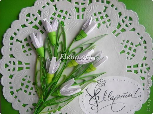 При копировании статьи, целиком или частично, пожалуйста, указывайте активную ссылку на источник! http://stranamasterov.ru/user/9321 http://stranamasterov.ru/node/307635 Подснежник - тонкий нежный стебелек, Хрупкий беленький цветок, Сквозь снег пробился он весной И снова радует собой. фото 2