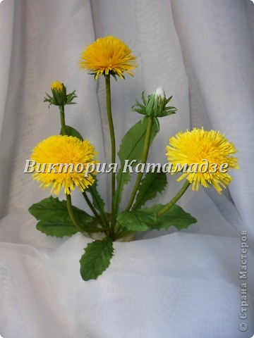 "Бутоньерка ""Ромашки"" фото 15"