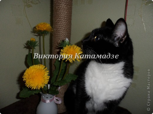 "Бутоньерка ""Ромашки"" фото 16"