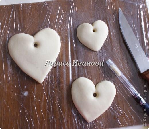 Всем мастерицам доброго времени суток! Предлагаю сделать простенькие валентинки друзьям и родным на подарки.  фото 2