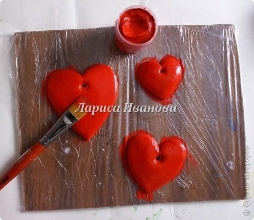 Всем мастерицам доброго времени суток! Предлагаю сделать простенькие валентинки друзьям и родным на подарки.  фото 3