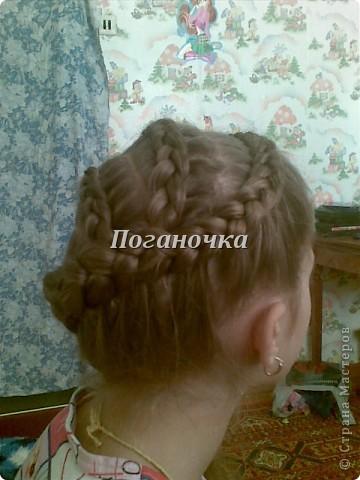 Мои причёски фото 6
