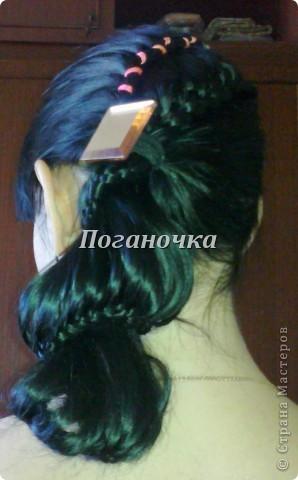 Причёски, которые я плела сама себе фото 2