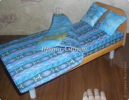 Всем привет! Вот такая самодельная мебель у кукол моих дочек))). фото 4