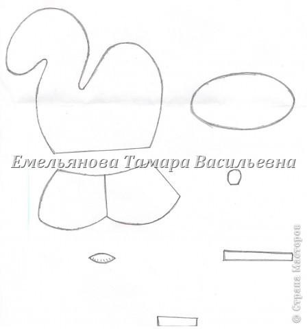Мастер-класс Шитьё Сувенир «Верблюд» Ткань фото 3