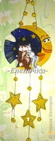 Моя версия рыбки получилась вот такая вот)))Спасибо за идею Люсинэ!!! фото 2