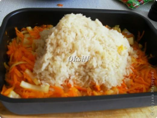 Рис в духовке фото 8