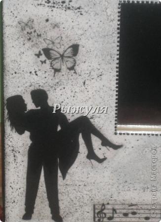 Романтика, цветы, бабочки, музыка и получилась вот такая работа фото 3