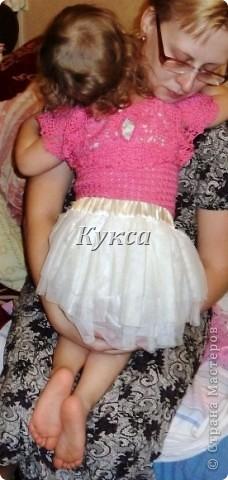 Платье для дочки ))) фото 13