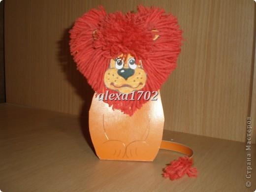 Весёлый лев фото 2