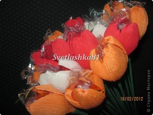 Благодаря мастерицам сайта, родились вот такие подарки к 8 марта фото 1