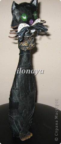 Напольная ваза,обтянута кожей фото 8