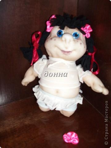 Вот опять меня потянуло на куклы...Скоро праздник..а это значит,что пора взяться за дело...что бы порадовать своих друзей милыми подарками... фото 3