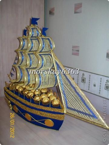 Корабль для мужчины фото 2