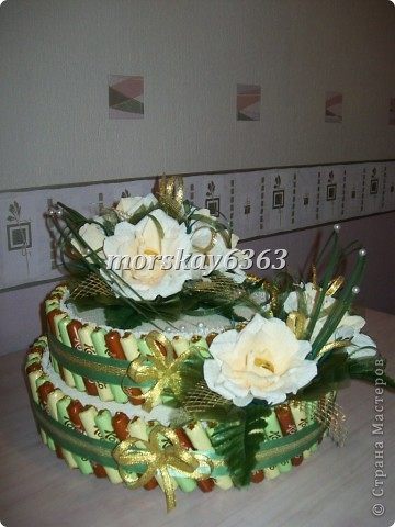 Конфетные тортики