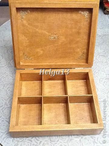 Шкатулочки, коробочки фото 4