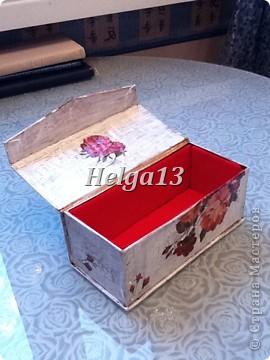 Шкатулочки, коробочки фото 17